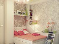 1b-Peach-green-gray-girls-bedroom-decor