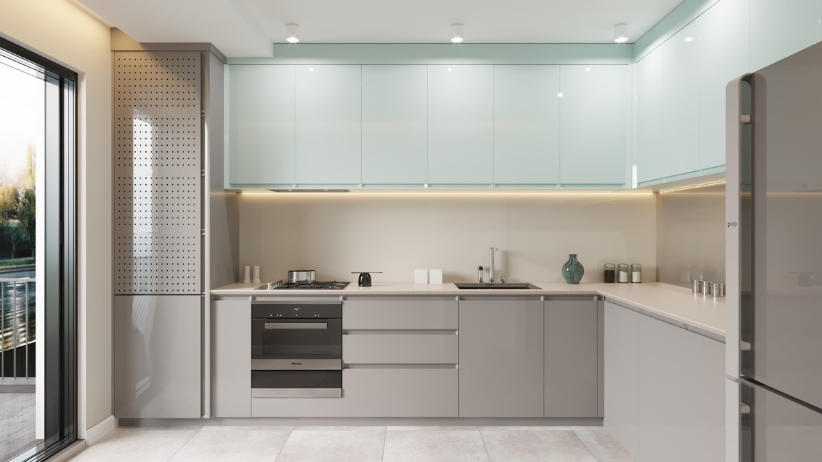 Blue-grey-L-shaped-kitchen