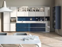Blue-kitchen-diner