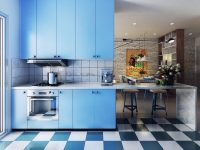 Blue-kitchen-tiles