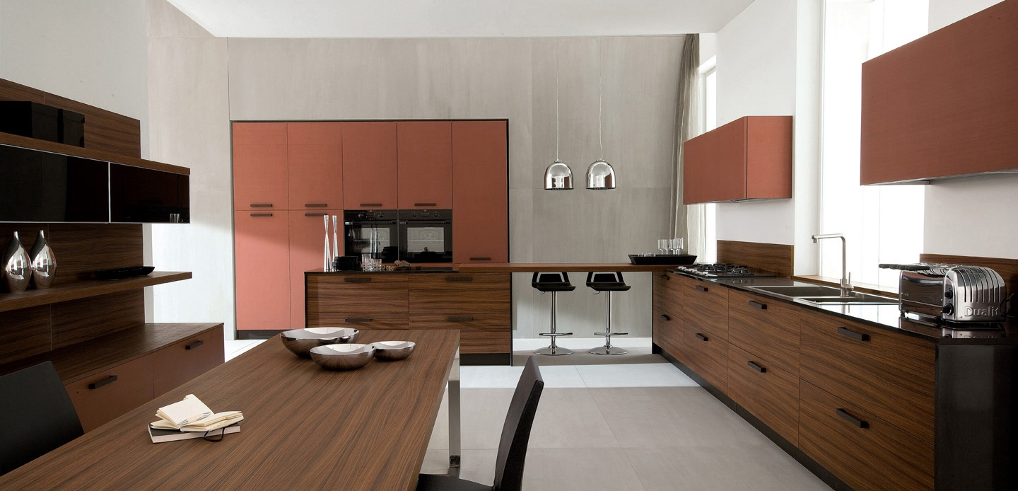 Brown-kitchen
