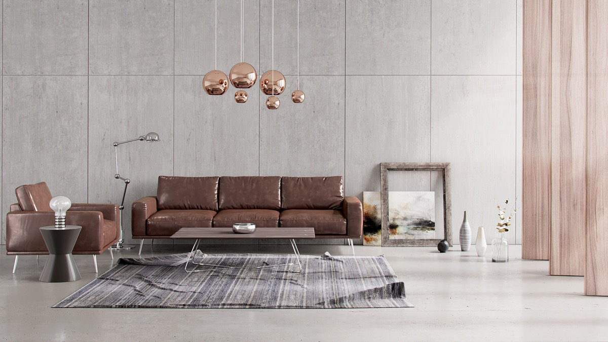 Living Rooms With Brown Sofas Tips And Inspiration For