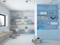 Dual-kids-workspace