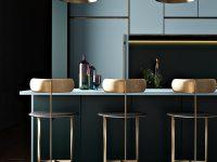 Gold-bar-stools