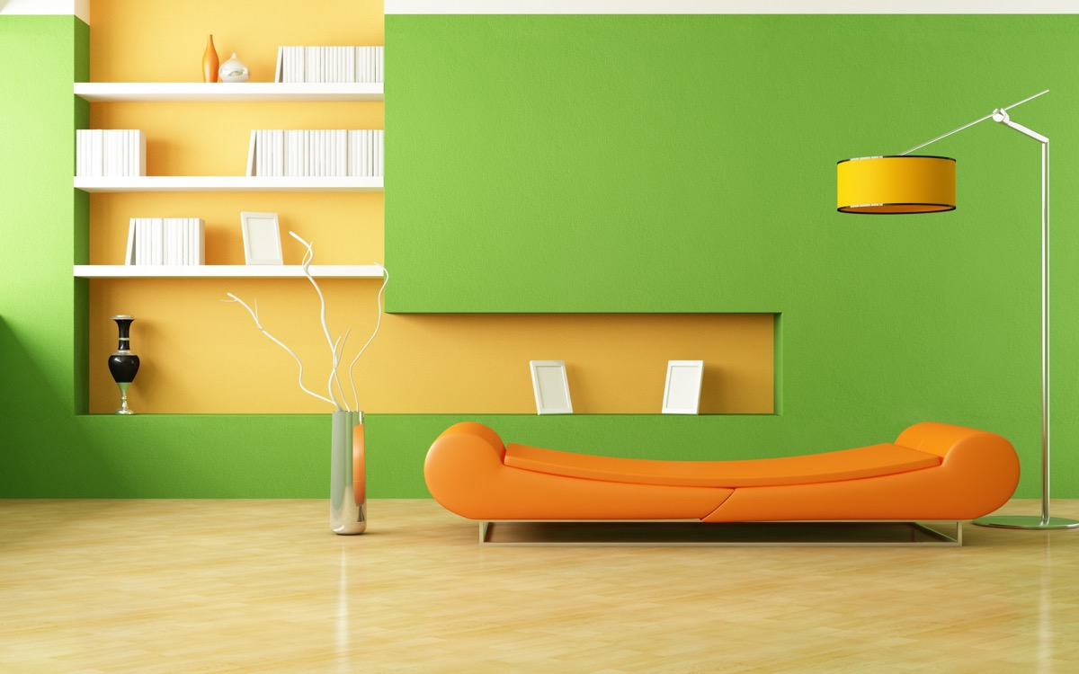 Green-Paint-Colors-For-Living-Room