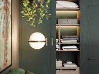 Green-closets