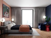 Grey-drapes