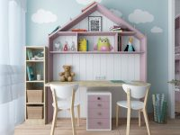 Kids-room-with-house-decor