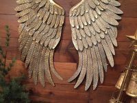 Large-Rustic-Metal-Angel-Wings-Wall-Decor-Angel-Themed-For-Christmas