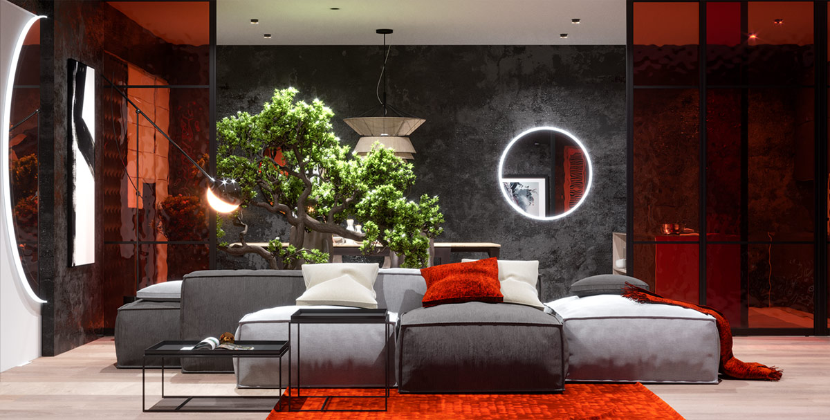 Modern-Japanese-interior