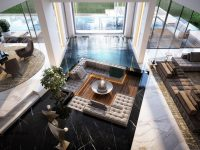Most-Beautiful-Living-Rooms-In-The-World-Open-Concept-With-Indoor-Pool-And-Sunken-Seating-Area