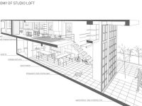 Perspective-drawing-home-interior