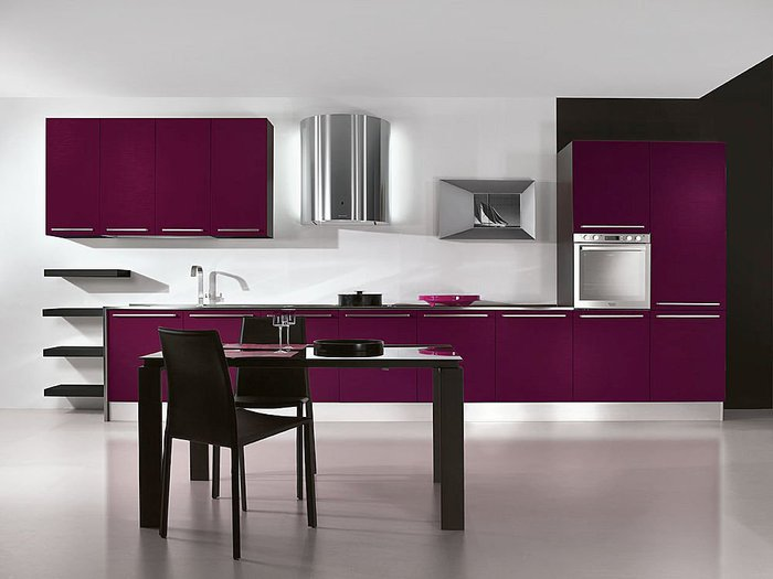 Purple-eat-in-kitchen-with-modern-appliances1
