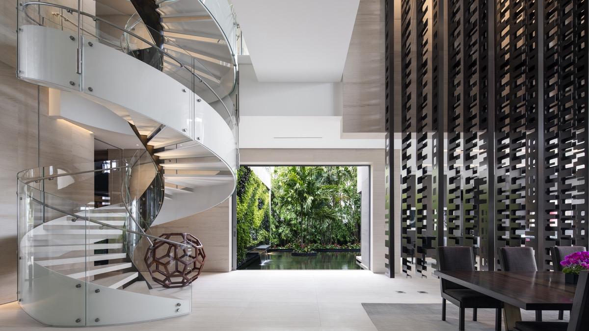 Spiral-staircase-design
