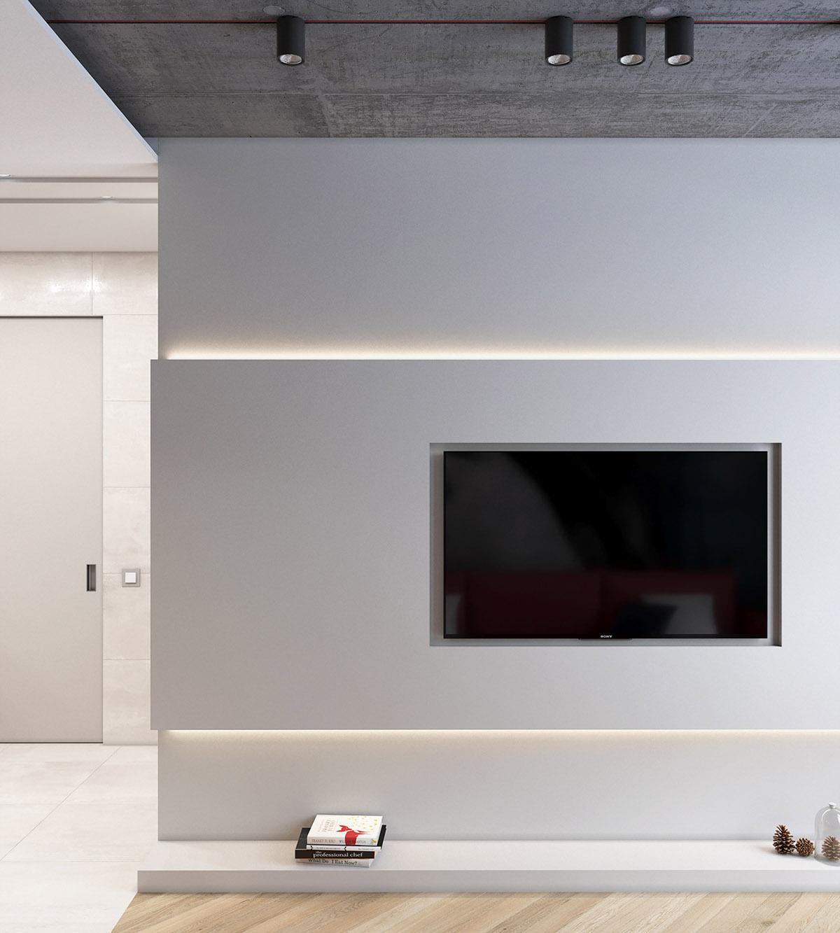 Tv-wall-idea
