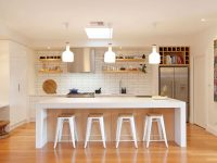 White-Brick-Kitchen-Warm-Maple-Floors