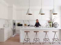 White-Kitchen-Marble-Island-Counter-Backsplash