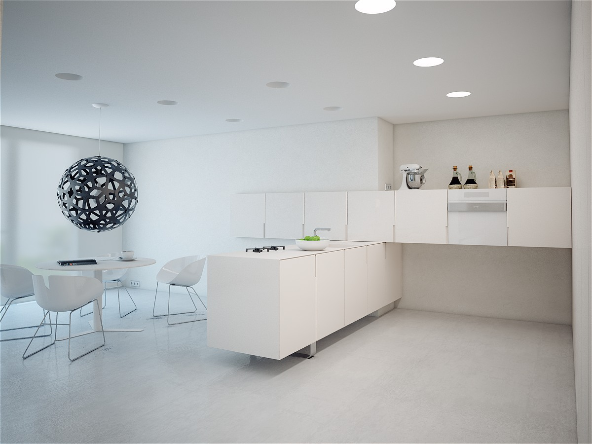 White-Low-Cabinet-Kitchen