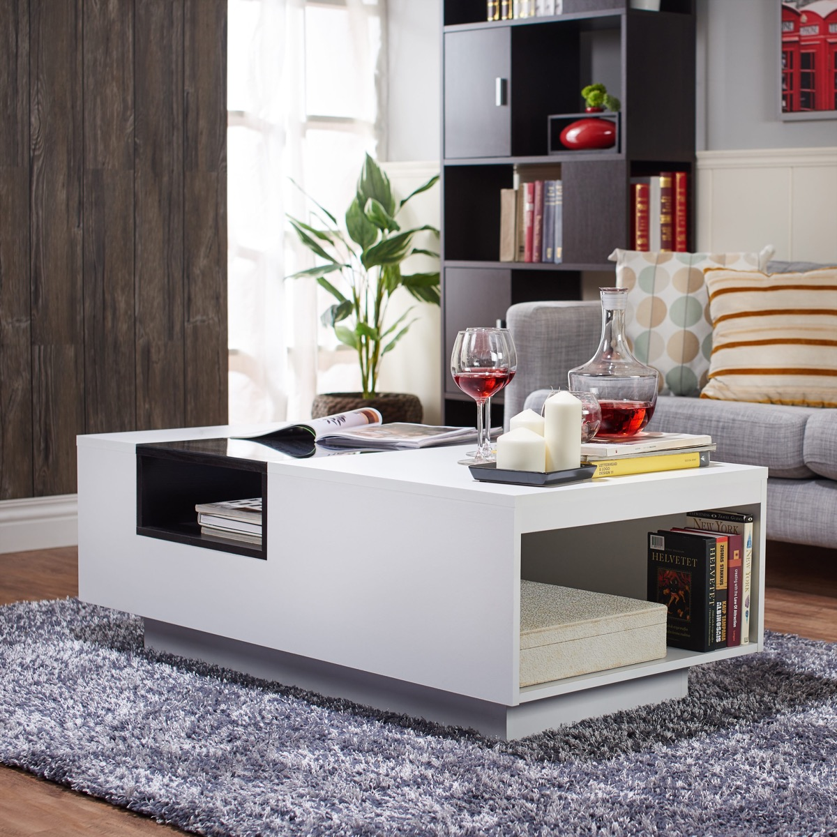 White-Modern-Coffee-Table-with-Book-Storage-Shelves