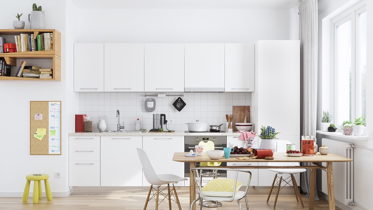 White-Soho-Kitchen-Light-Wood-Floors