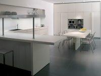 White-minimalist-kitchen-beautiful-lighting
