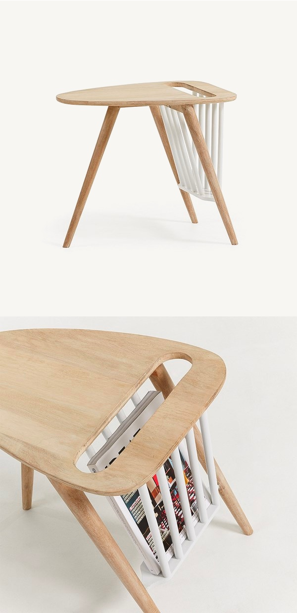 Wooden-Side-Table-With-Magazine-Rack-Scandinavian-Furniture-Modern-Wood