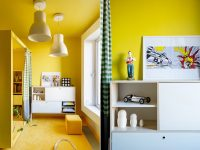Yellow-bedroom-ceiling