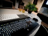 apple-logitech-keyboard-mouse