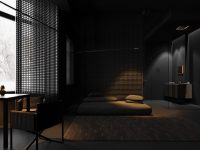 black-furniture-bedroom