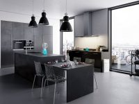 black-to-white-kitchen-shades-of-grey-three-central-drop-lights