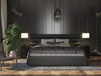 black-white-and-grey-bedroom