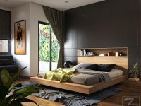 black-white-grey-bedroom