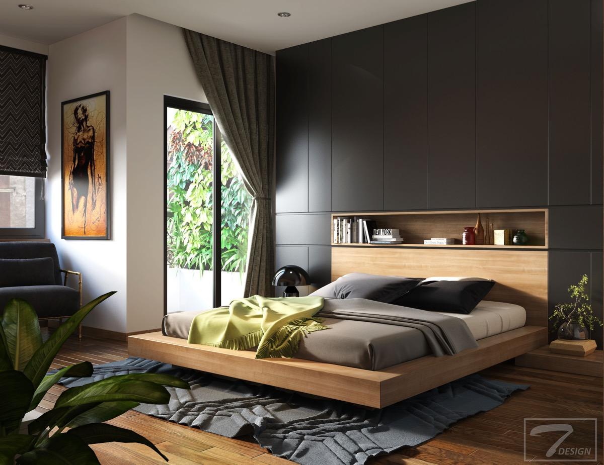 black-white-grey-bedroom