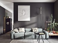 cat-painting-cacti-gray-living-room-furniture-1