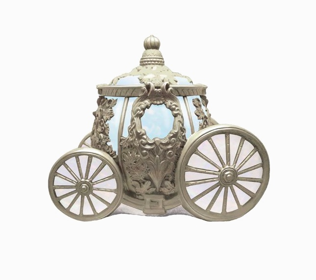 cinderella-pumpkin-carriage-white-cookie-jars-for-sale