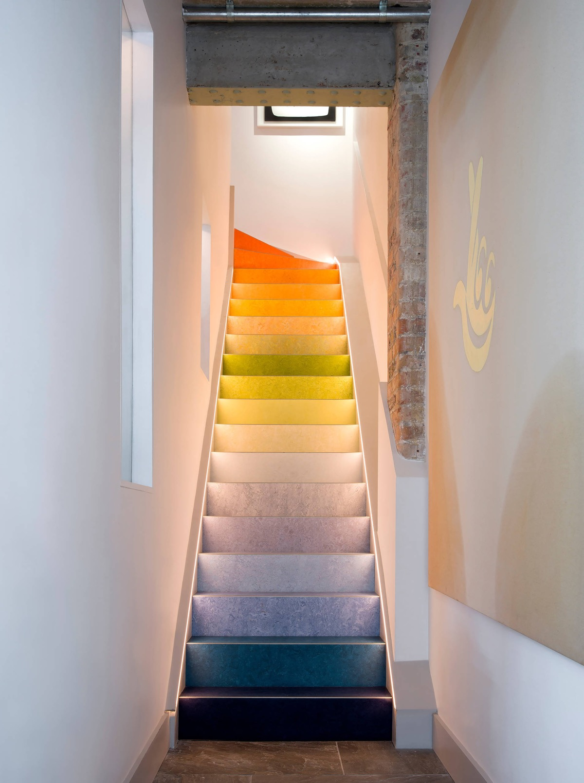 colourful-staircase