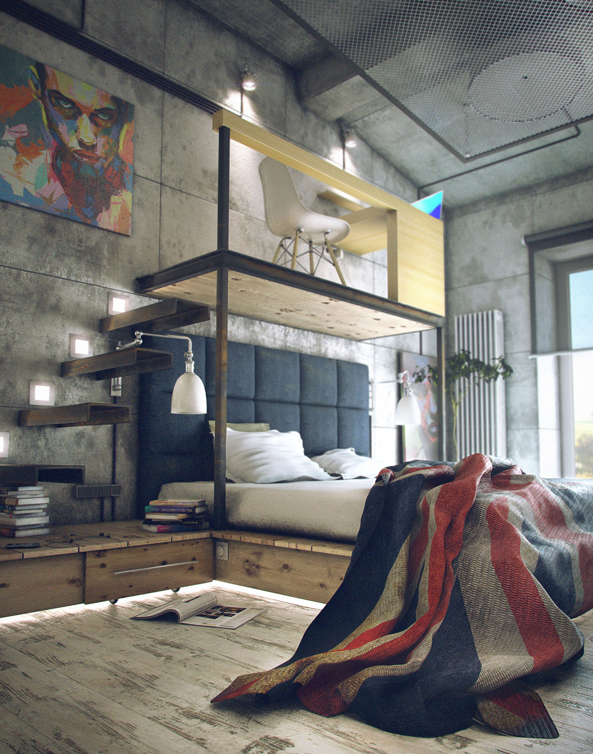 Cool Bedrooms Ideas For Guys Awesome Decors