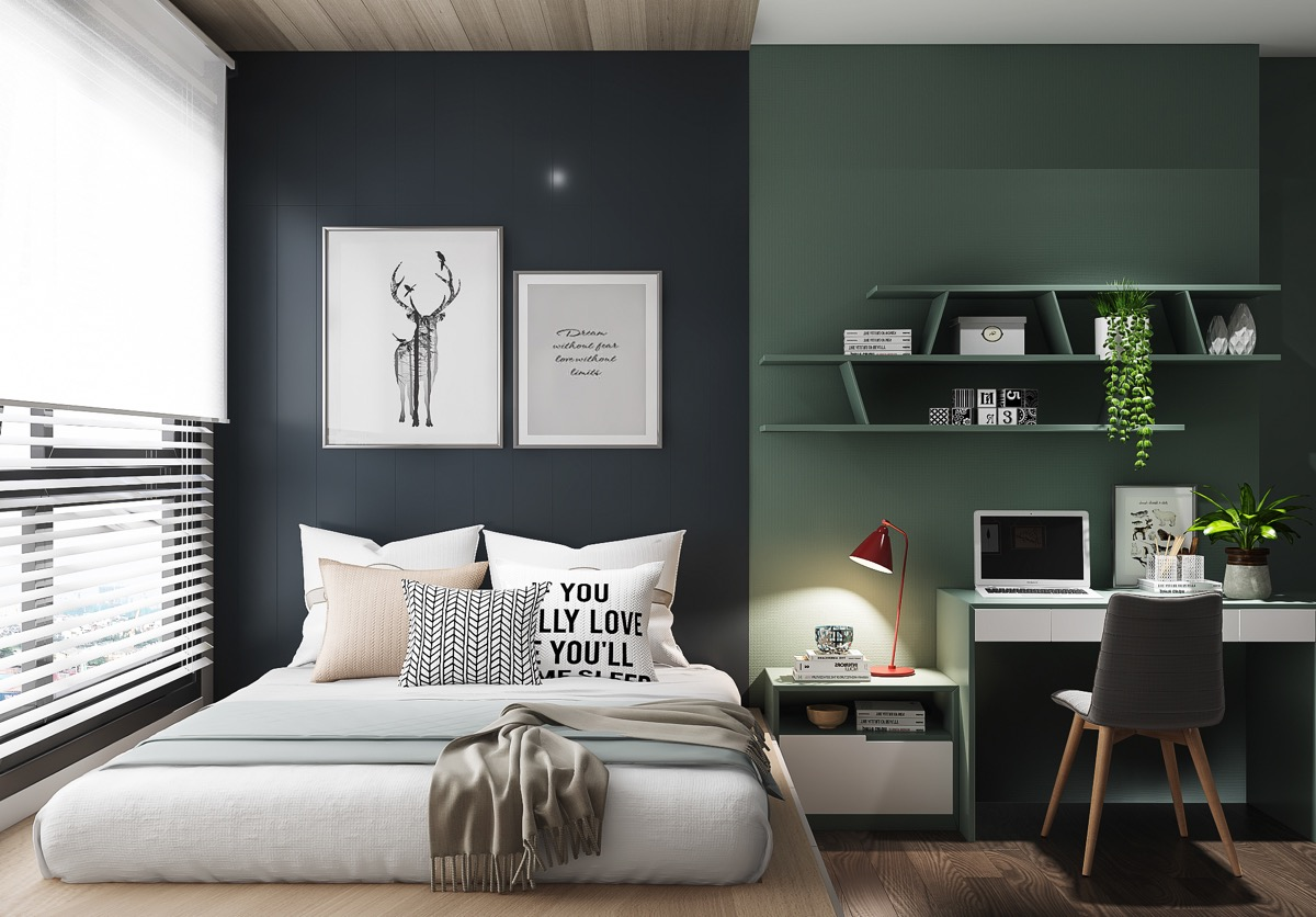 cool-paint-colors-for-bedrooms - Awesome Decors