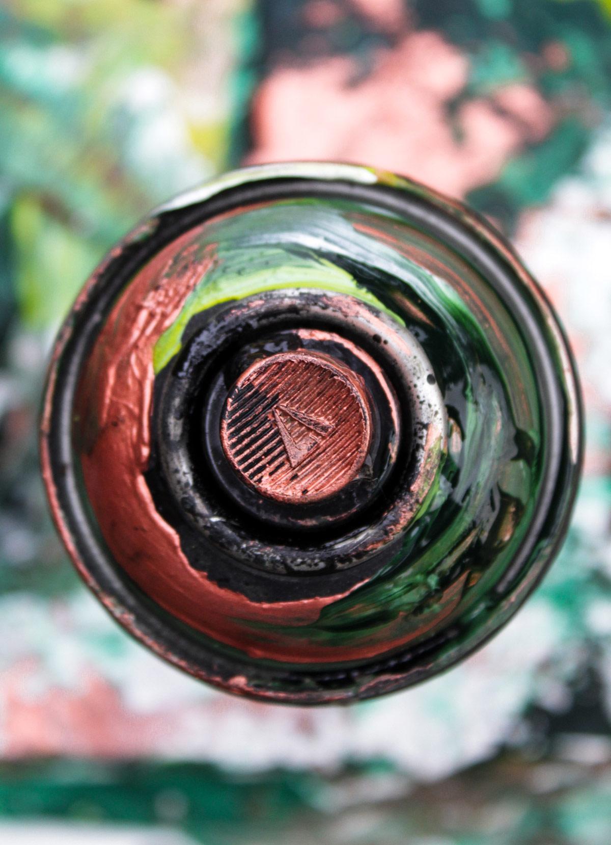 copper-paint