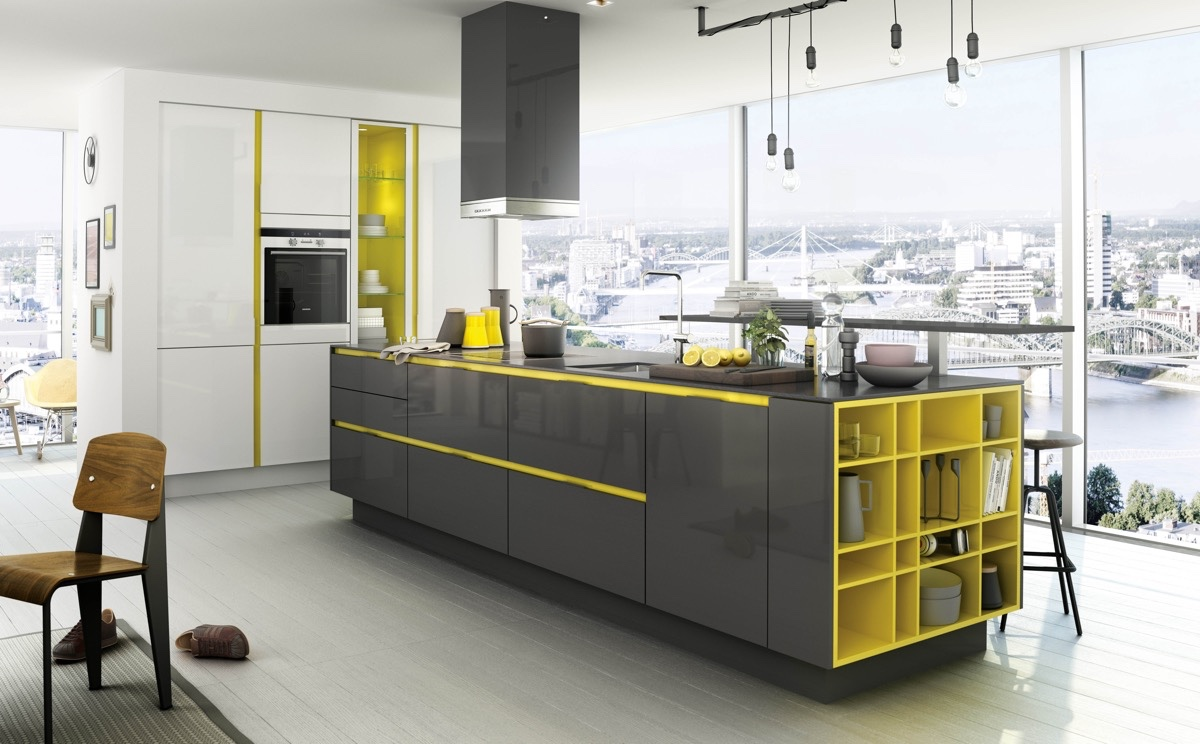 creative-yellow-and-black-kitchen