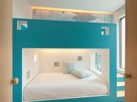cubby-bed-girls-blue-bedroom - Awesome Decors
