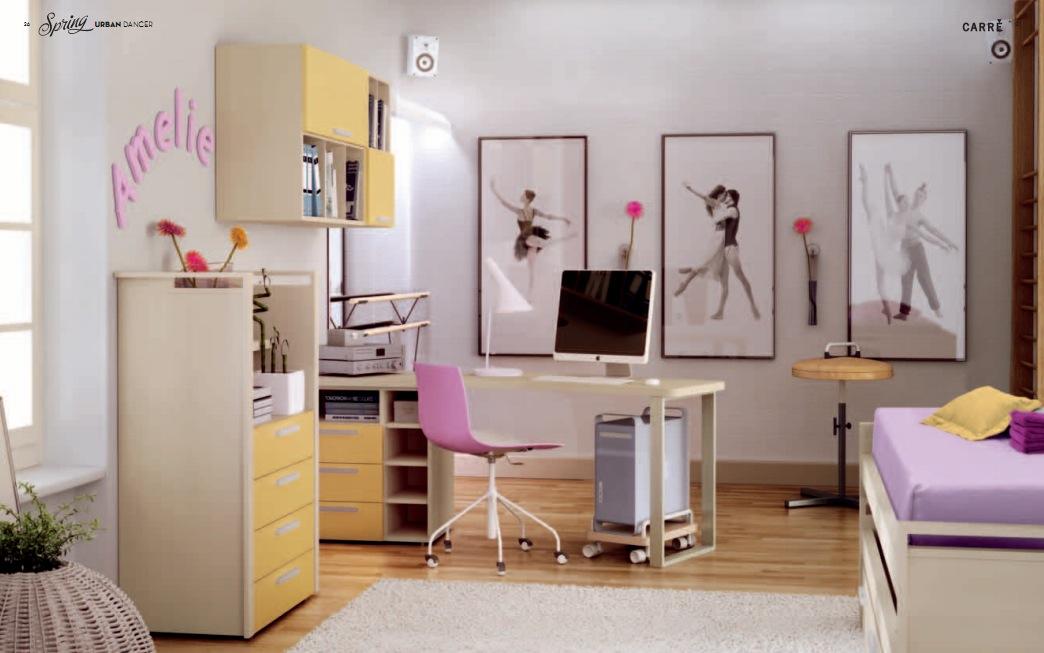 dancing-theme-kids-room