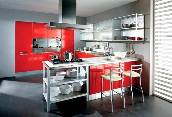 dema-cucine-red-kitchen