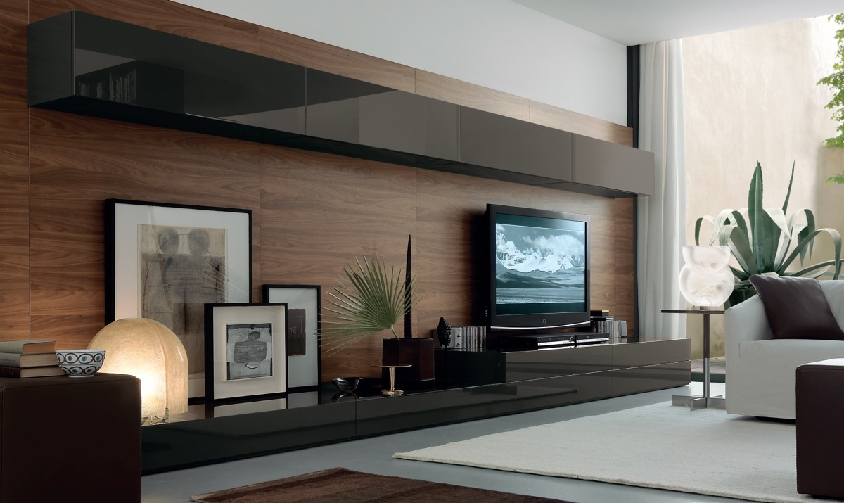 Surprising 50 Ideas To Decorate The Wall You Hang Your Tv On Home Interior And Landscaping Elinuenasavecom