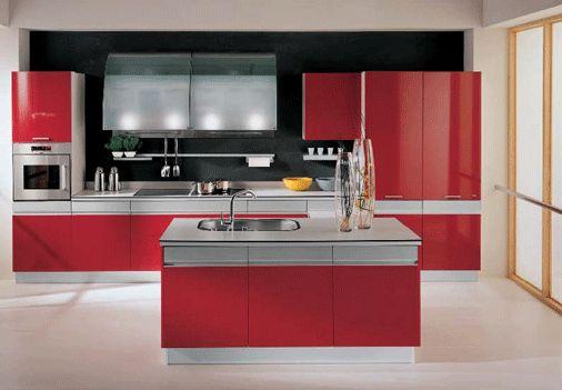 febal-red-italian-kitchen
