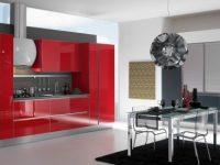 gatto-cucine-spa-red-kitchen-interior