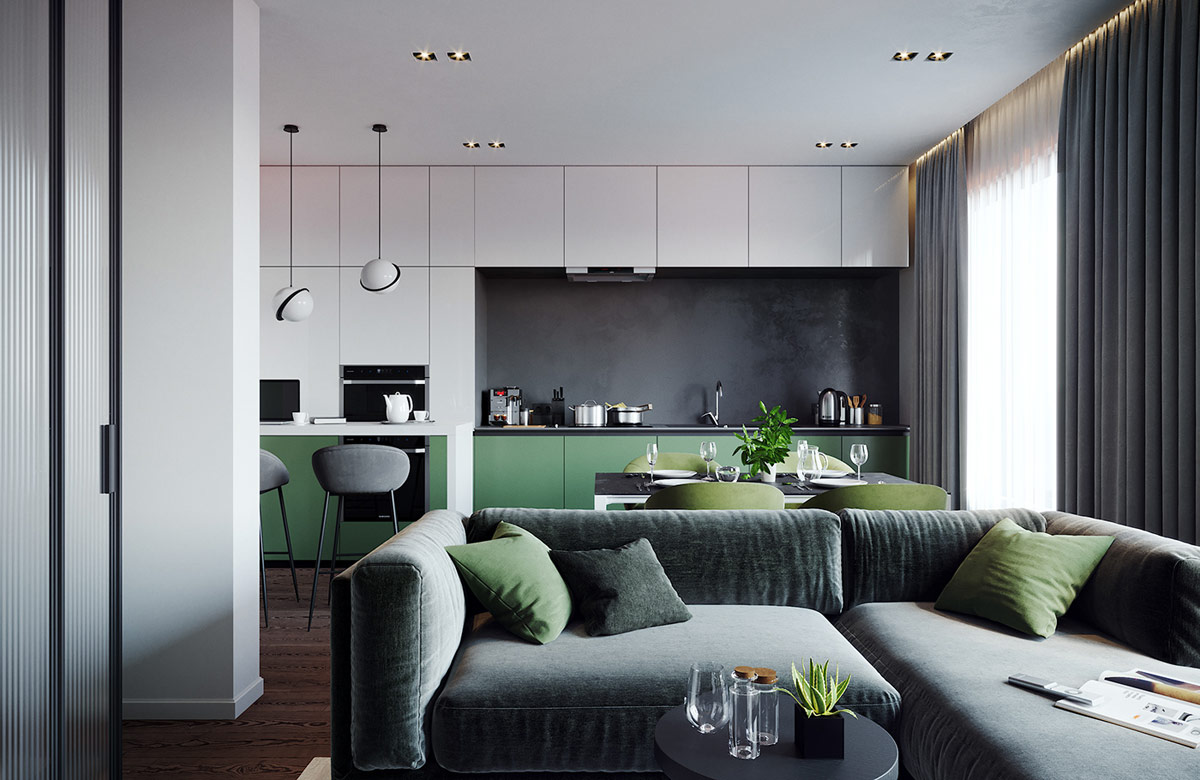 green-decor