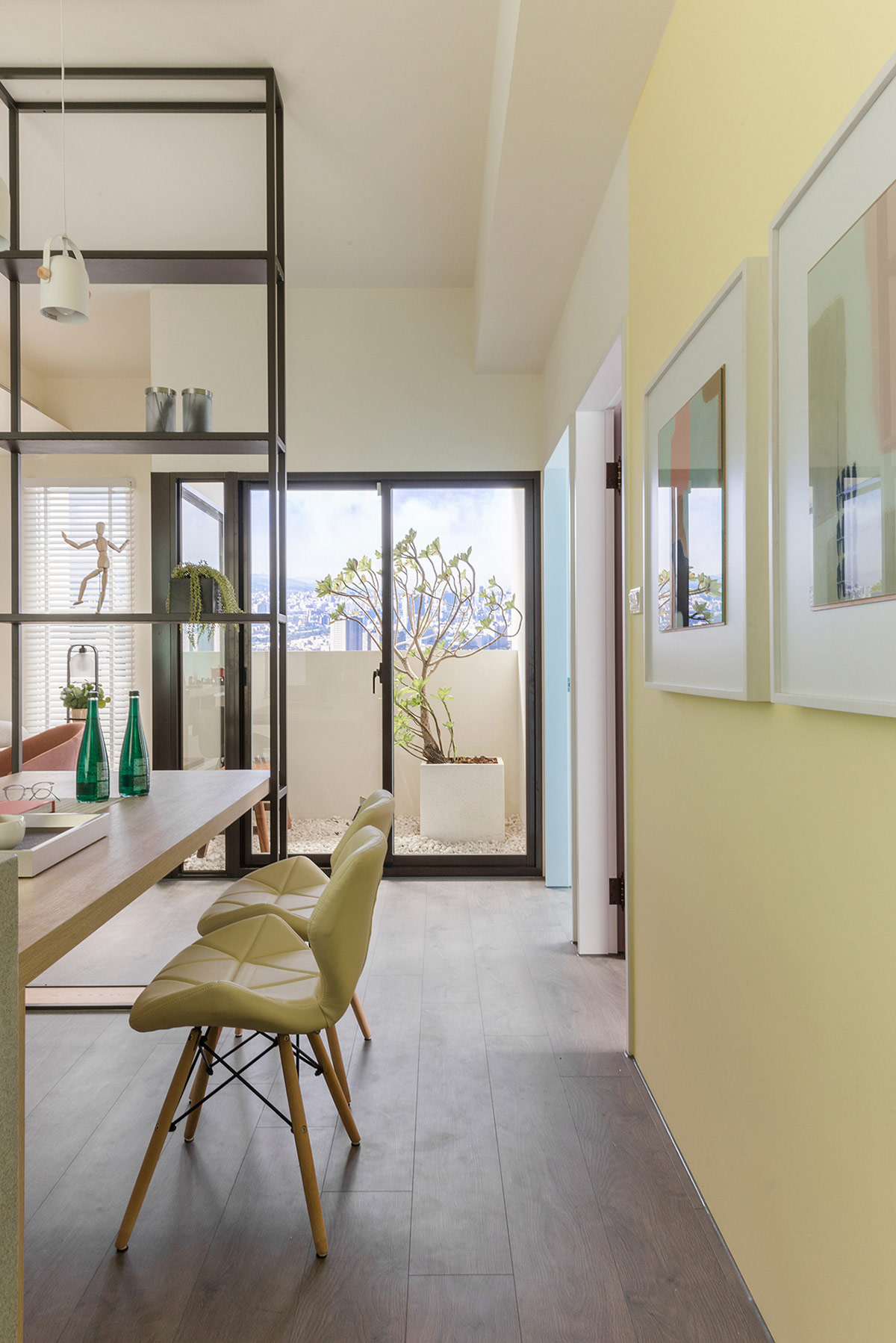 green-dining-chairs