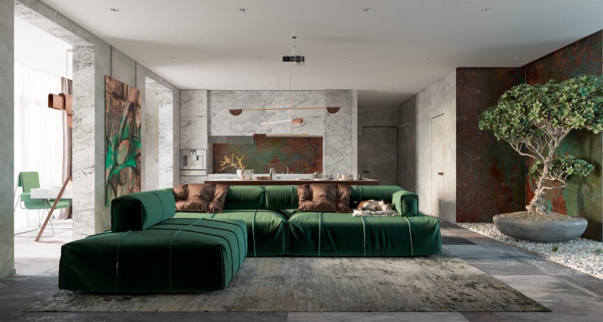 Creative Use Of Copper In Interior Design Cool Interior Designs For Bedrooms Creative