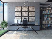 home-office-industrial-look